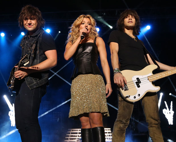 how can i meet the band perry
