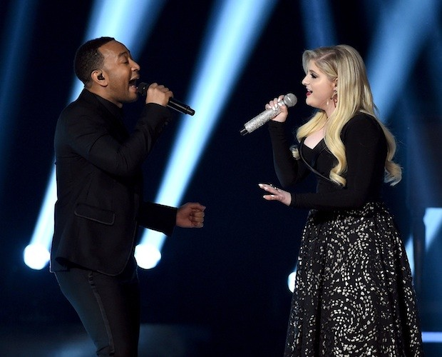 Dating for sex: john legend and meghan trainor dating history
