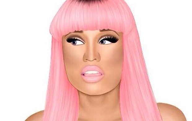 Barbz Share Their Best Nicki Minaj Fan Art