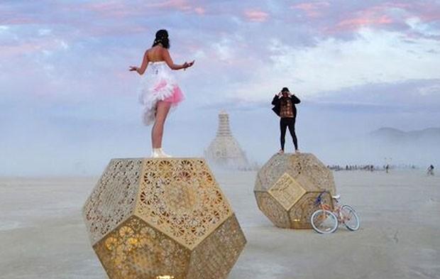 Festival Artist Spotlight: Burning Man's Hybycozo