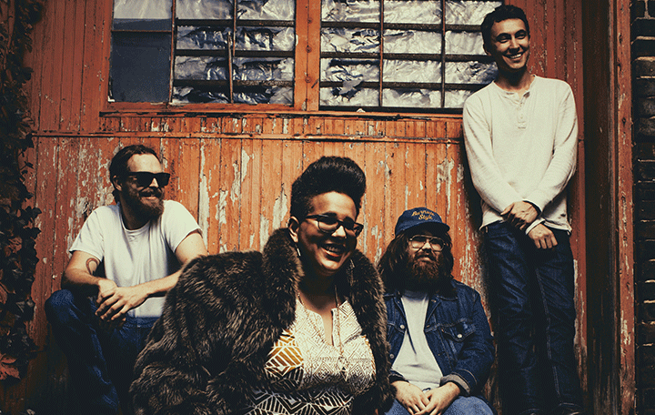 "Alabama Shakes ""Sound & Color"""