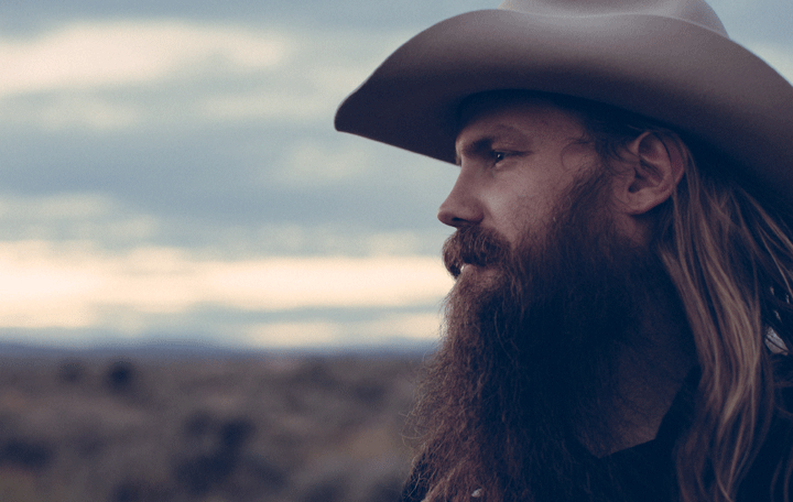 "Chris Stapleton ""Traveller"""
