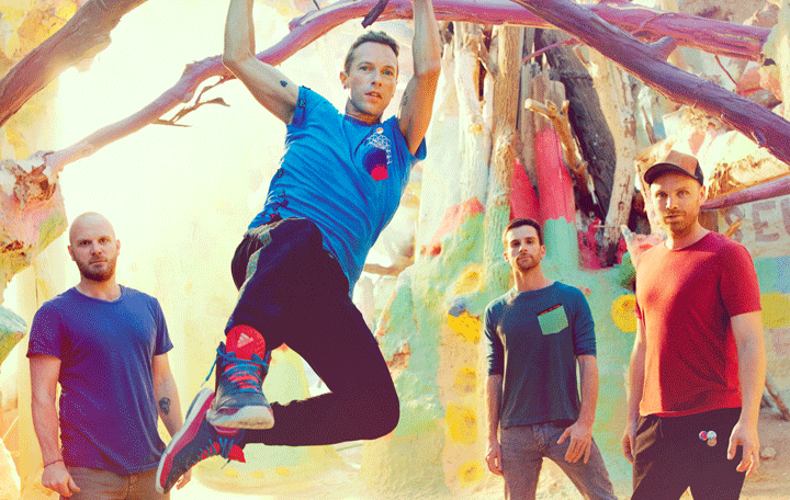 "Coldplay ""A Head Full Of Dreams"""