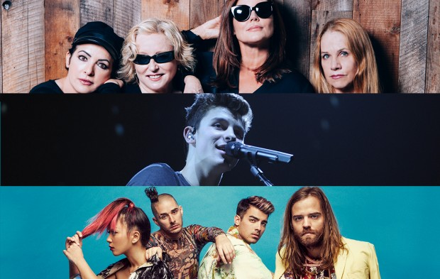 DNCE, THE GO-GO'S AND SHAWN MENDES TO PERFORM AT 2016 BBMAs