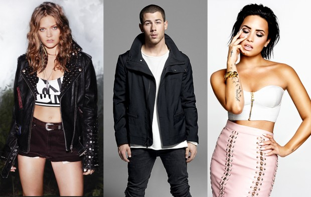 NICK JONAS, DEMI LOVATO, & TOVE LO TO PERFORM AT 2016 BBMAS
