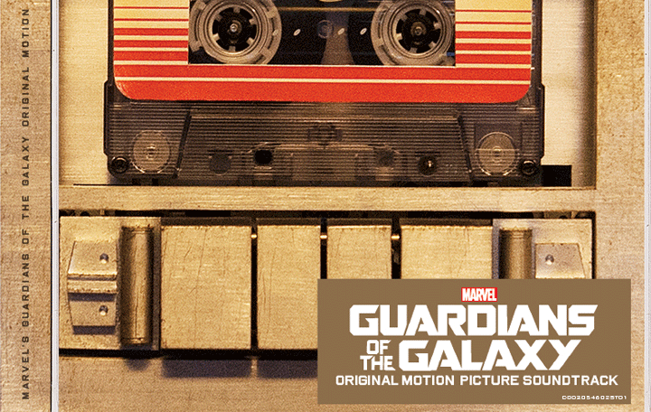 """Guardians of the Galaxy: Awesome Mix Vol. 1"""