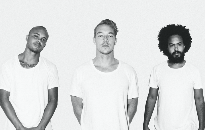 "Major Lazer ""Peace Is The Mission"""
