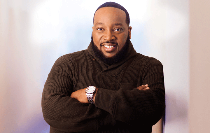 "Marvin Sapp ""You Shall Live"""