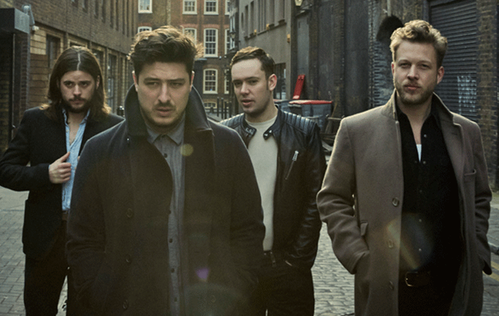 "Mumford & Sons ""Wilder Mind"""