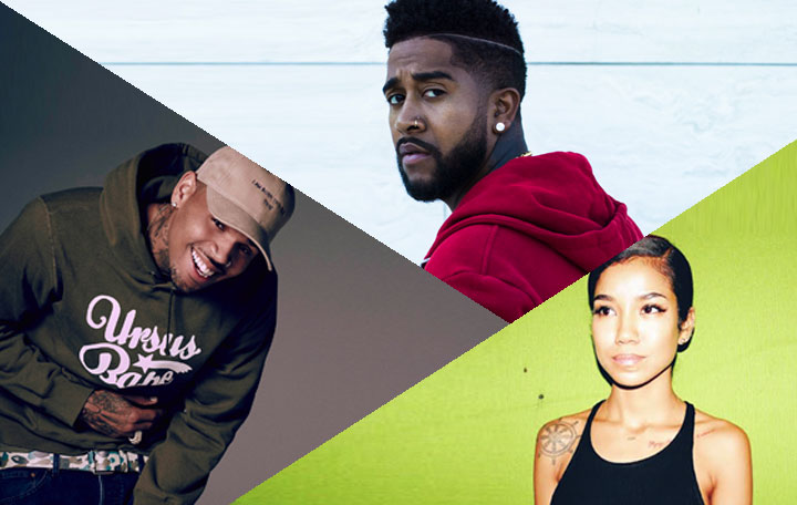 "Omarion ft. Chris Brown & Jhené Aiko ""Post To Be"""