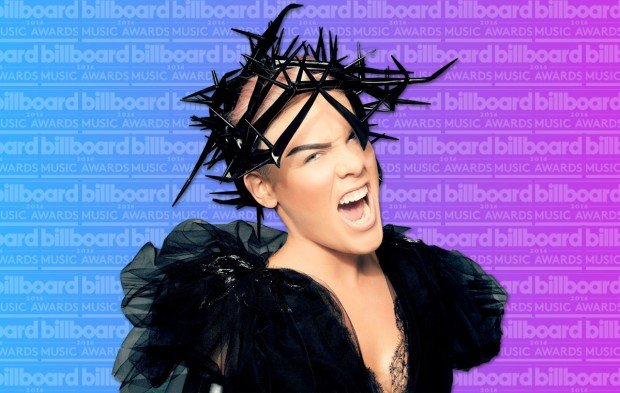 "P!NK TO PERFORM NEW SINGLE ""JUST LIKE FIRE"" AT 2016 BBMAs"