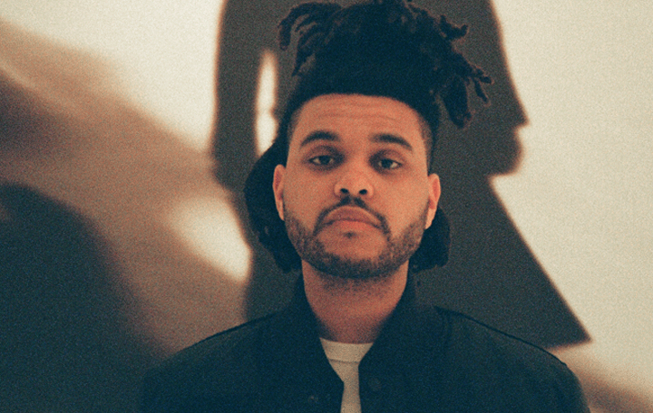 "The Weeknd ""Can't Feel My Face"""