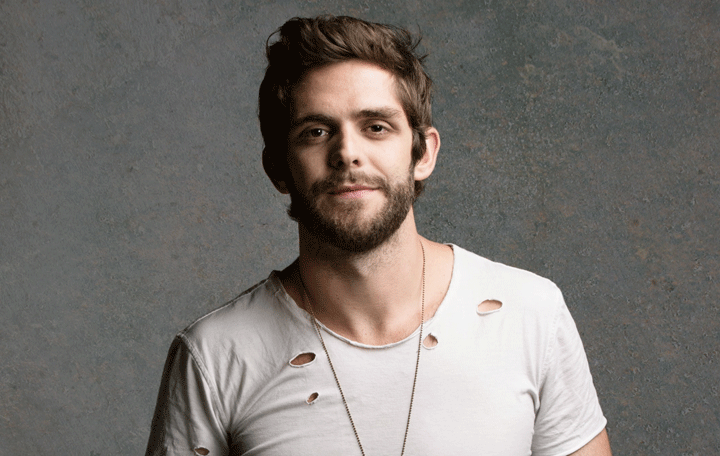 "Thomas Rhett ""Die A Happy Man"""