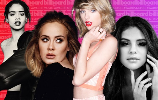 Why the 2016 BBMAs Female Finalists Are #GirlPower Goals