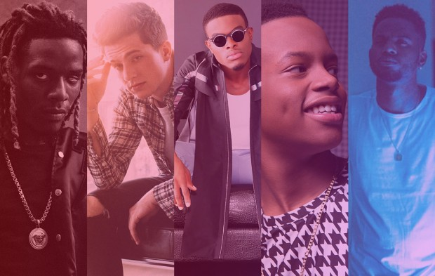Top New Artist Finalists: Who Are They?