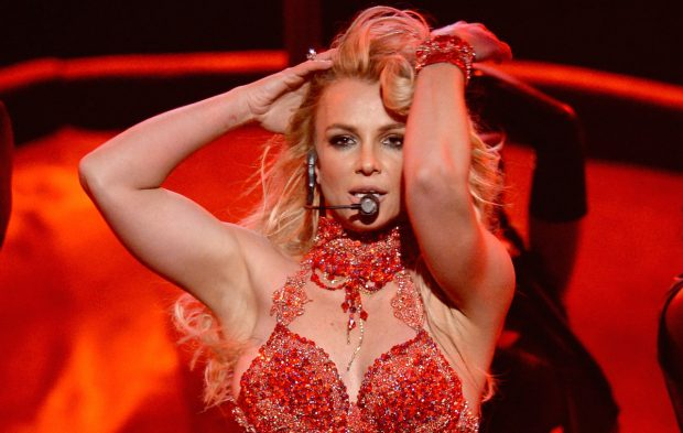 Britney Spears Opens BBMAs with a Medley of Hits