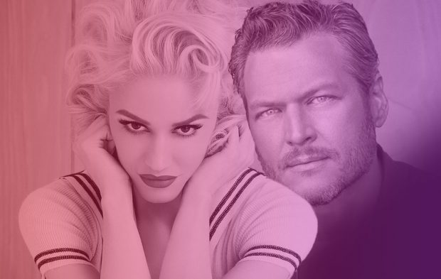 Blake Shelton and Gwen Stefani Rock their BBMAs Rehearsal