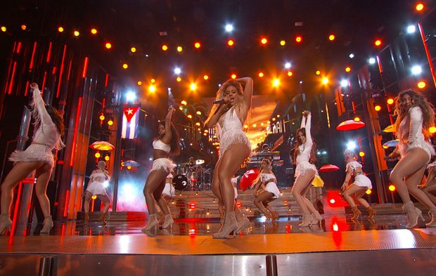 "Watch Fifth Harmony Perform ""All In My Head (Flex)"""