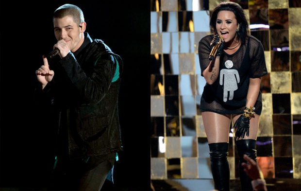Nick Jonas & Tove Lo + Demi Lovato = BBMAs Explosion