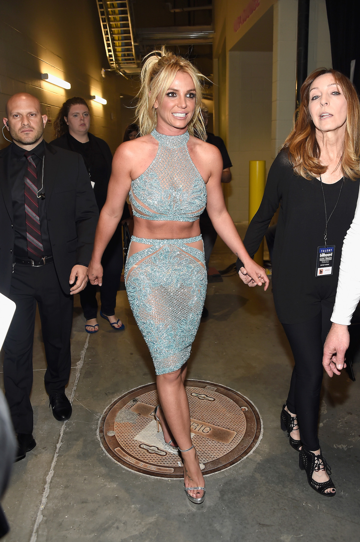 Every Photo You Need Of Britney Spears At The 2016 Bbmas