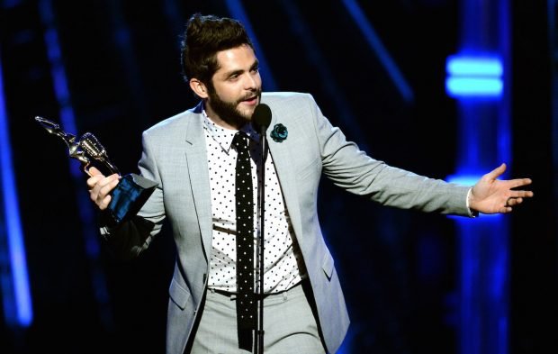 Thomas Rhett Opens up About What His BBMAs Win Means to Him