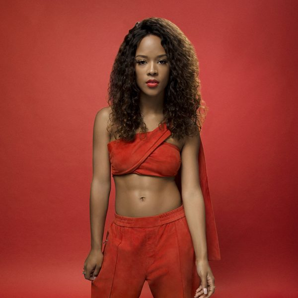 Serayah in the 2016 BBMAs Backstage Portrait Booth