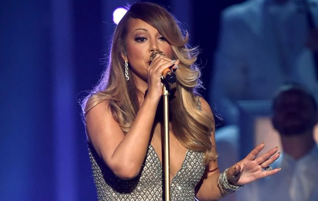 Mariah Carey to Perform Live on New Year's Rockin' Eve
