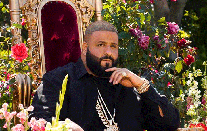 "DJ Khaled ""Major Key"""