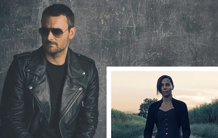 "Eric Church Featuring Rhiannon Giddens ""Kill A Word"""