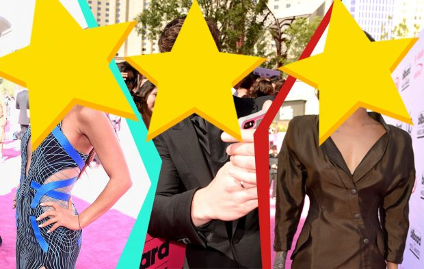 Can You Guess These BBMAs Stars from Only Red Carpet Clues?