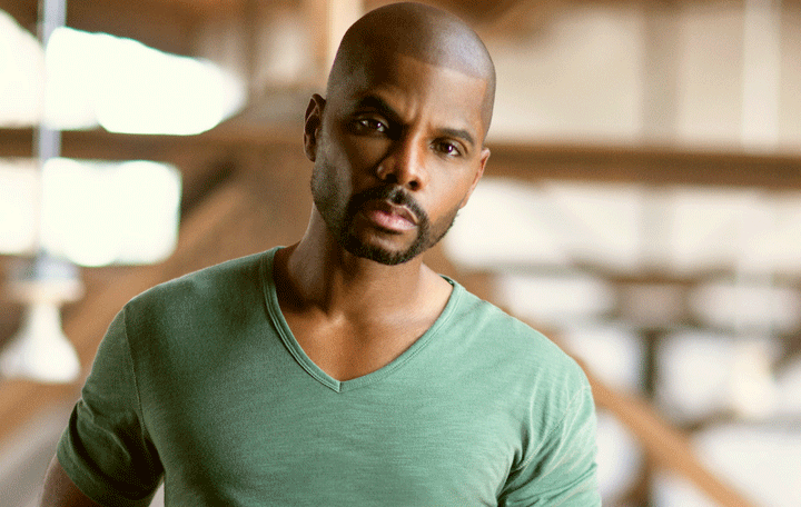 "Kirk Franklin ""Losing My Religion"""