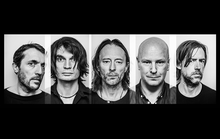 "Radiohead ""A Moon Shaped Pool"""