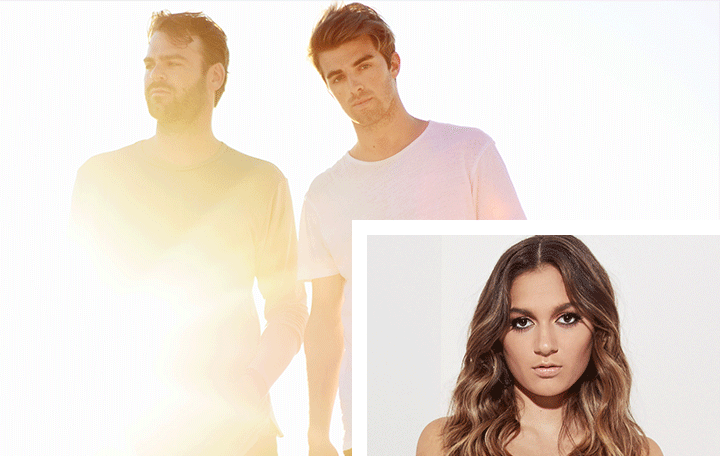 "The Chainsmokers Featuring Daya ""Don't Let Me Down"""