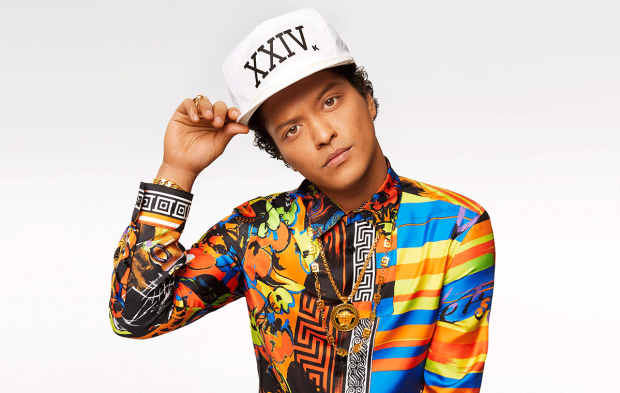Bruno Mars Earns His Seventh No. 1