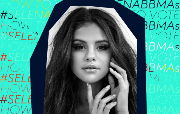 How to Vote for Selena Gomez for Top Social Artist
