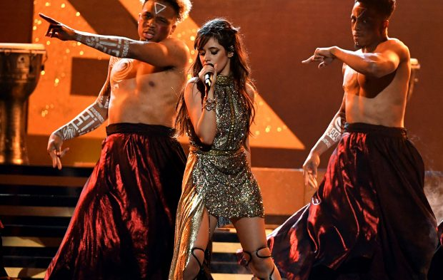 Camila Cabello Sets the 2017 BBMAs Stage on Fire