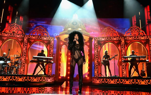 "ICON Award Winner Cher Makes Us ""Believe"" at 2017 BBMAs"