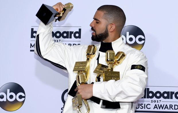 Drake Was Definitely the King of the 2017 BBMAs
