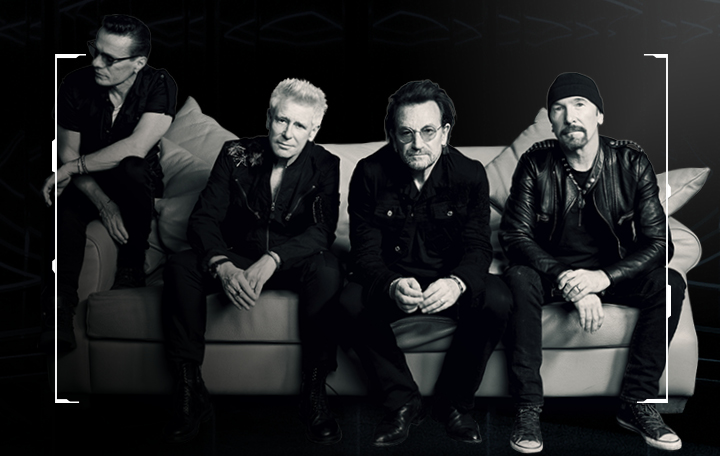 "U2 ""Songs of Experience"""