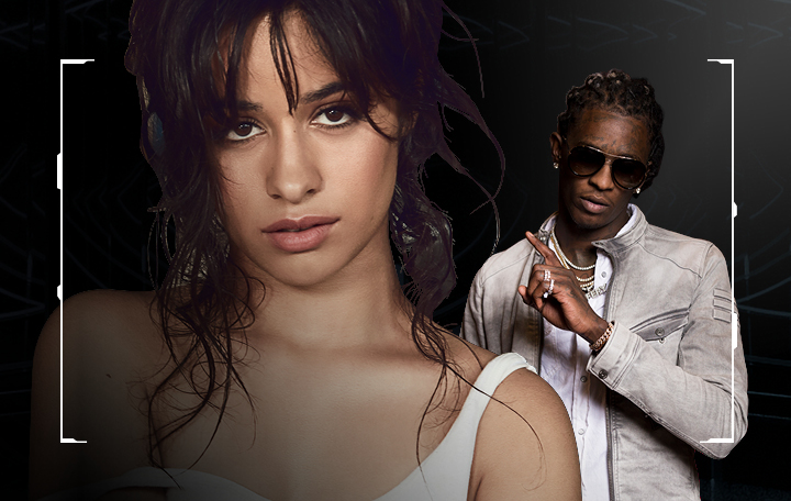 "Camila Cabello ft. Young Thug ""Havana"""