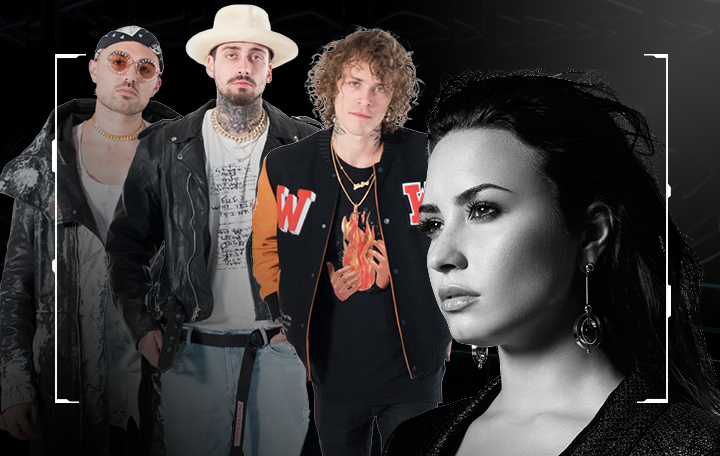 "Cheat Codes ft. Demi Lovato ""No Promises"""