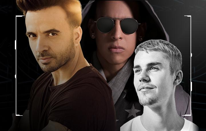 """Luis Fonsi & Daddy Yankee ft. Justin Bieber """"Despacito"""""""