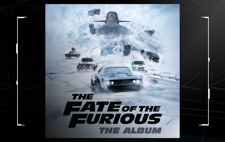 """The Fate of the Furious: The Album"""