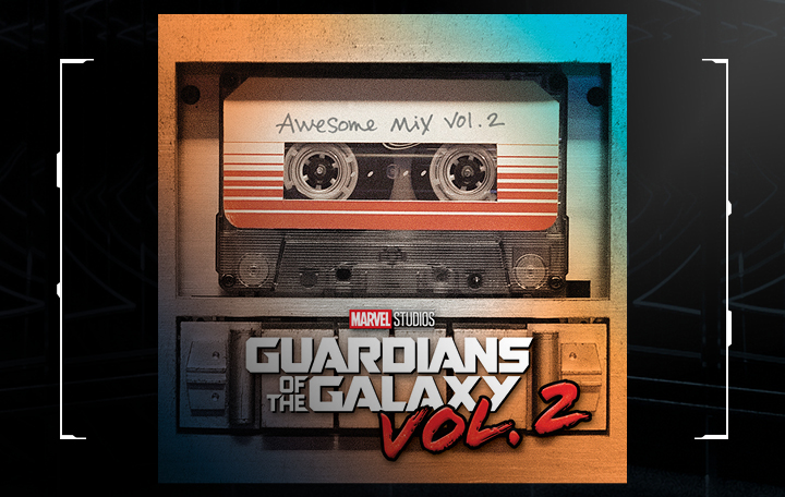 """Guardians of the Galaxy, Vol. 2: Awesome Mix Vol. 2"""