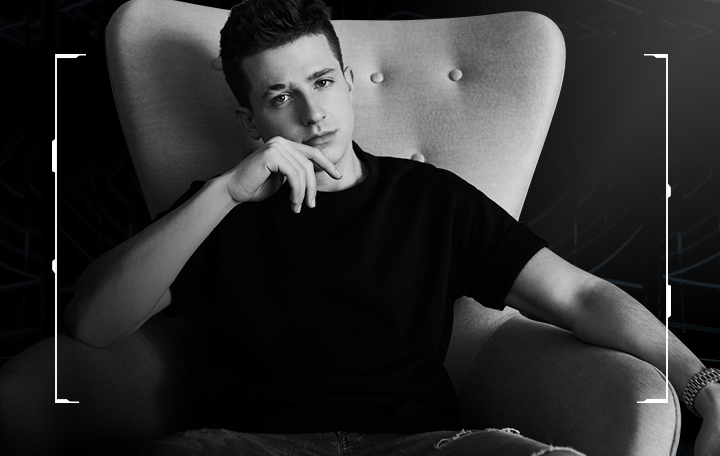 "Charlie Puth ""Attention"""