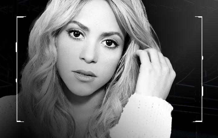 """Shakira """"El Dorado"""""""