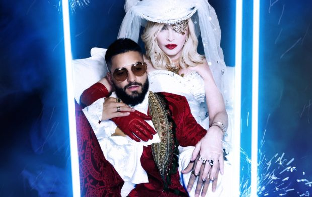 Madonna to Take the Stage With Maluma at the 2019 BBMAs