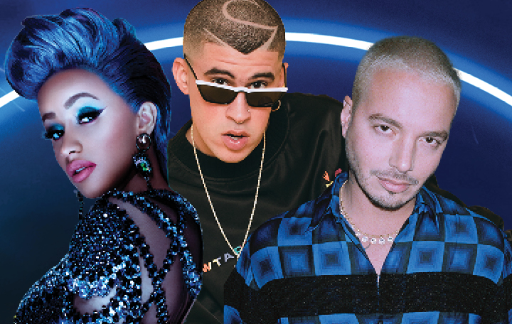 "Cardi B, Bad Bunny & J Balvin ""I Like It"""