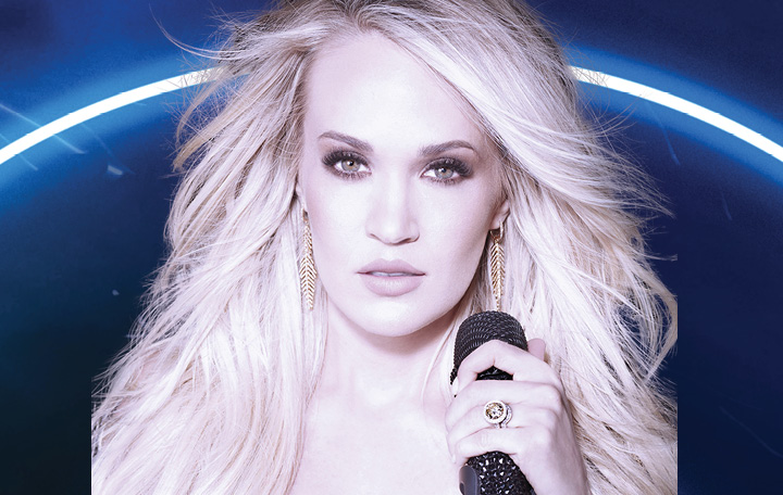"Carrie Underwood ""Cry Pretty"""
