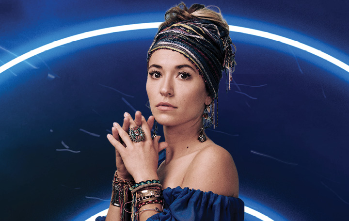 "Lauren Daigle ""Look Up Child"""